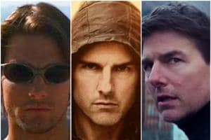 Tom Cruise has been playing Ethan Hunt since 1996.