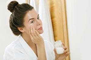 Beauty tips: Coconut oil should not be used as a moisturiser for your face.