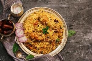 Different states in India have their own versions of the biryani.
