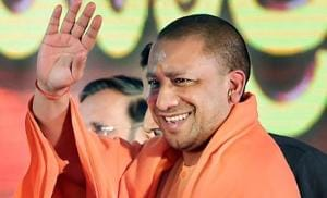 """Adityanath interacted with the district magistrates and senior superintendents of police of all the 75 districts and had decided on his tours immediately afterwards to gather a """"first hand feel"""" of the administrative functioning across the state."""