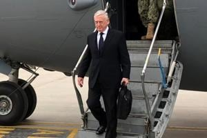 US defence secretary Jim Mattis (pictured) has emerged as the most ardent advocate for exempting India and other countries from CAATSA.