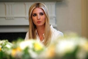Ivanka Trump currently serves as an advisor to her president father Donald Trump, and she has faced criticism about possible conflicts of interest with her business.