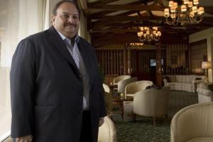 Mehul Choksi had fled India in the first week of January.