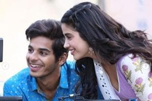 Dhadak stars Janhvi Kapoor and Ishaan Khatter in lead roles.