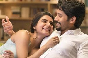 Samantha Akkineni and Naga Chaitanya have worked in an advertisement together.