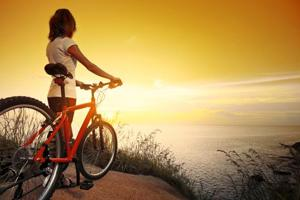 Best cycling routes: Cycling is a scenic way to explore different parts of India and also offers health benefits, such as weight loss and boosting heart health.