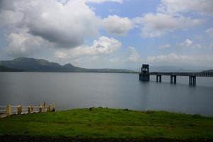 Morbe dam in Navi Mumbai