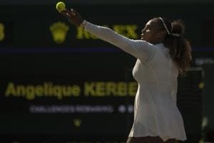 Serena Williams, who gave birth last September and lost in the Wimbledon final 10 days ago, has not competed in Montreal since her run to the semi-finals in 2014.