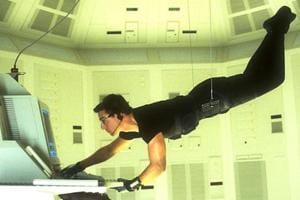 Tom Cruise has been playing Ethan Hunt in the Mission Impossible series since 1996.