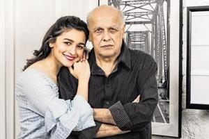 Filmmaker Mahesh Bhatt doesn't hesitate in calling his daughter Alia Bhatt, his masterpiece.