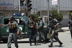 A Taliban suicide bomber attacked a convoy of the Afghan national intelligence agency in Kabul early on Thursday, causing an unknown number of casualties, officials said.