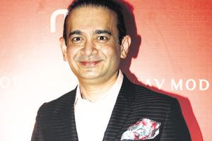 File photo of Nirav Modi.  A special court in Mumbai has granted Modi and Mehul Choksi time until September 26 to appear before it, failing which both of them would be declared fugitive offenders and have their properties confiscated.