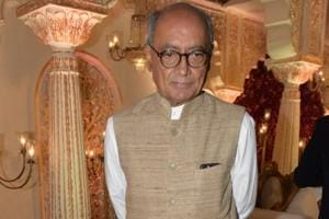 Congress MP Digvijaya Singh retaliated by writing a letter to CM Chouhan, saying he was going to present himself before the police on July 26 asking them to arrest him