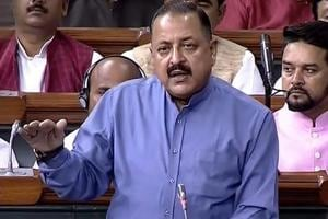 Union minister Jitendra Singh told Parliament on Wednesday that the decision to fill joint secretary-rank posts through 'lateral entry' was aimed at bringing in fresh ideas to governance.