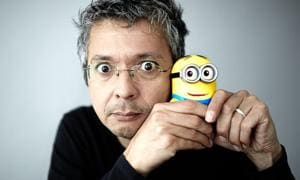 Pierre Coffin, director of the Despicable Me series, which features Minions.