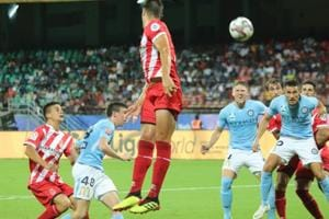 Girona FC will next take on Kerala Blasters.