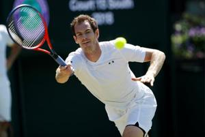 Andy Murray pulled out of this year's Wimbledon saying his right hip was still not ready for the demands of a Grand Slam.