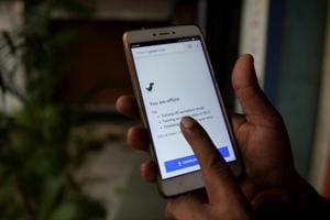 Mobile internet service providers were asked to suspend internet services for two days.
