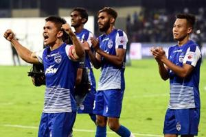 Bengaluru FC  lost in the Indian Super League final to Chennaiyin.