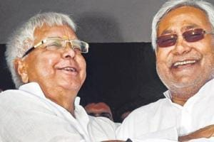 Nitish Kumar, who is already driving a hard bargain in seat-sharing negotiations with Amit Shah, is said to be open to the idea of a 'ghar-wapsi.' Congress President Sonia Gandhi is believed to have been approached to work on 'softening' the RJD to the idea.
