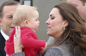 Kate Middleton, the Duchess of Cambridge shared her secret to losing her pregnancy weight. (File AP Photo)