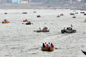 The National Green Tribunal said the water of the Ganga river was unfit for drinking and bathing.
