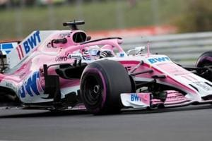 Force India went to administration after a High Court hearing brought by a winding-up order.