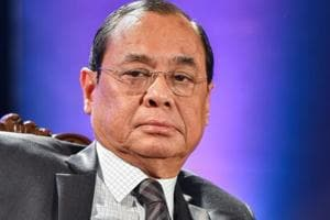 Supreme Court Justice Gogoi also mooted the concept of re-employing retired judges as ad hoc judges to counter the problem of vacancies.
