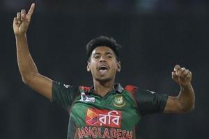 Bangladesh pacer Mustafizur Rahman will make his return in the T20 series against West Indies.