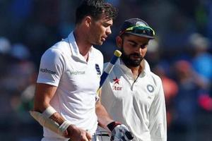 Virat Kohli vs James Anderson will be an interesting side battle in the upcoming Test series between India and England.