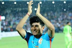 Anirudh Thapa won the Indian Super League and the Intercontinental Cup title this year.