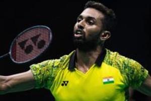HSPrannoy defeated Abhinav Manota in the Badminton World Championship first round.