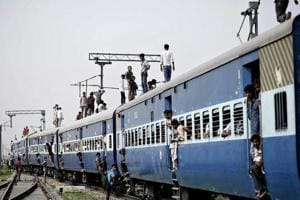 The Railways is gearing up to install 80,000 bio toilets in 2018-19 as the last phase of its lavatory upgradation drive.
