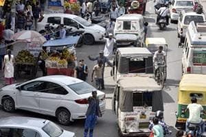 The draft policy for parking in Delhi has suggested a fee for stationing a car on public land in residential neighbourhood.