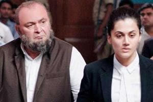 Mulk, starring Rishi Kapoor and Taapsee Pannu, is about a Muslim family caught in a terror plot.