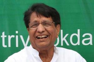 Ajit Singh spoke on a number of issues, saying politics of love and unity alone could defeat the 'divisive' BJP.