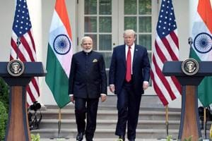 The move, which will reduce the number of licences needed for US exports to India, also means India can get easy access to the latest defence technologies.