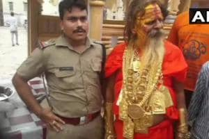The Golden Baba undertaking his 25th Kanwar Yatra this year and is said to be wearing gold jewellery weighing around 20 kgs. With each yatra, Makkar's gold acquisitions have gone up.
