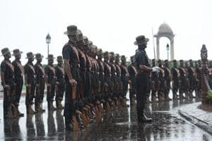 The standing counsel for the Delhi government replied that the defence ministry was building a National War Memorial at India Gate to honour those who have laid down their lives for the country since Independence.
