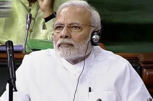 "On Monday, Narendra Modi telephoned Imran Khan to congratulate him on his party's victory in the general elections and hoped that ""Pakistan and India will work to open a new chapter in bilateral ties""."