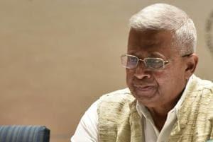 Tripura governor Tathagata Roy Governor in New Delhi.