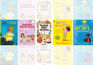 Here are five books to develop  the reading habit in your child