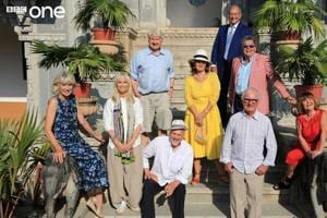 The third series of The Real Marigold Hotel features nine British celebrities travelling across north India, mostly amazed and delighted at the many hues of everyday life in India.
