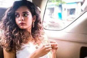 Mithila Palkar shot to fame with a viral YouTube video.