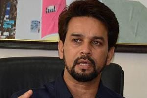 Anurag Thakur was removed as the president of the Board of Control for Cricket in India.