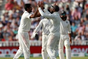 India vs England: India on top after day 1 at Edgbaston