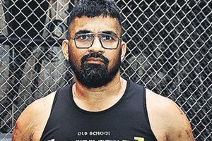 Jitendra Khare, vice-president,MMA India federation.