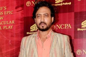 Irrfan Khan is undergoing treatment for neuroendocrine tumour in London.