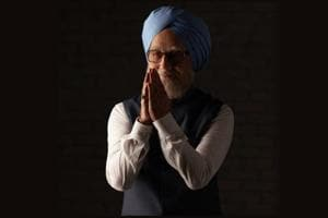 Anupam Kher says former prime minister Dr Manmohan Singh in The Accidental Prime Minister.