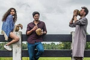 Karwaan movie review: Irrfan Khan and Dulquer Salmaan are foils to each other's characters, while Mithila Palkar plays the Manic Pixie Dream Girl.
